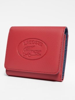 Lacoste Portefeuille Classic rouge