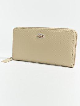 Lacoste portemonnee L.12.12 Concept beige
