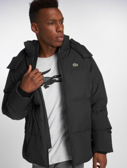 Lacoste Puffer Jacket Deperlant black