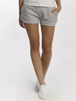 Lacoste Frauen Shorts Classic in grau