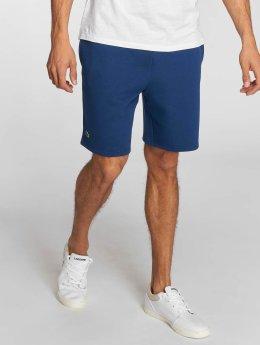 Lacoste Shortsit Fleece sininen