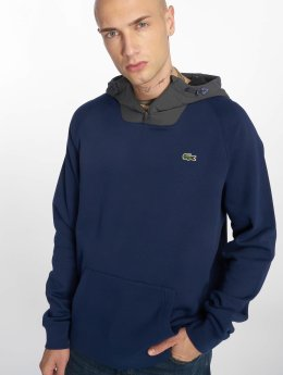 Lacoste Sweat capuche Scille/Graphite/Black/Lighthouse bleu