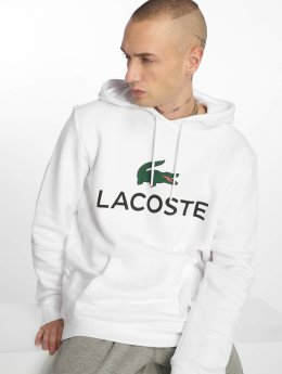Lacoste Swetry  bialy