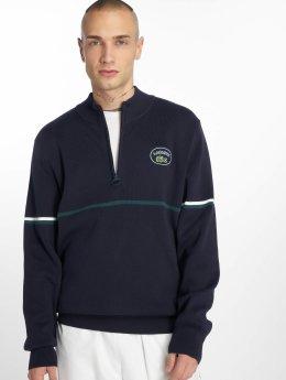 Lacoste Swetry Vintage niebieski