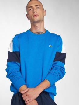 Lacoste Swetry Sport Colorblock niebieski