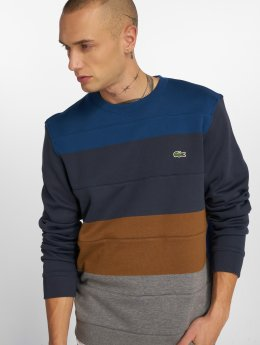 Lacoste Swetry Colorblock szary