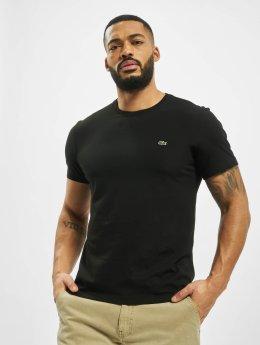 Lacoste T-shirt Basic svart
