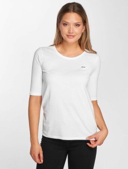 Lacoste T-Shirt Classic weiß