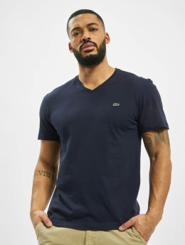 Lacoste T-shirts Classic blå