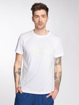 Lacoste T-Shirty Classic bialy