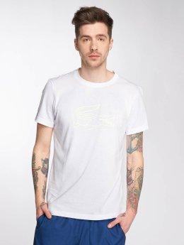 Lacoste T-skjorter Classic hvit