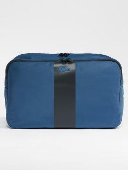 Lacoste tas Band blauw