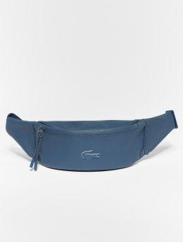 Lacoste tas CONCEPT monochrome blauw
