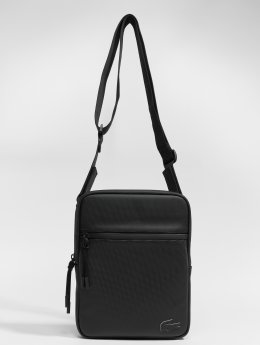 Lacoste tas Concept Monochrome zwart