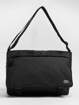 Lacoste Tasche Messenger schwarz