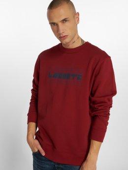 Lacoste trui Crew  rood