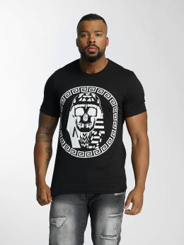 Last Kings Camiseta Skull negro