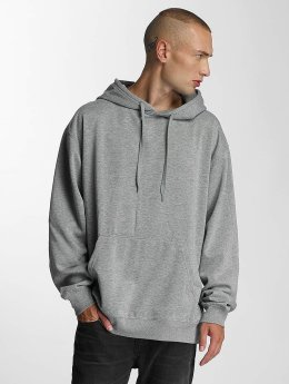 Last Kings Hoody Double Face grau