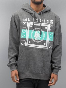 Last Kings Sudadera Walls gris