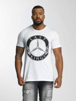 Last Kings T-paidat B Benz valkoinen