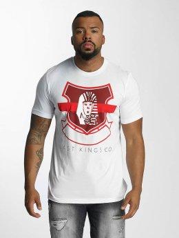 Last Kings T-shirt Bloodline bianco
