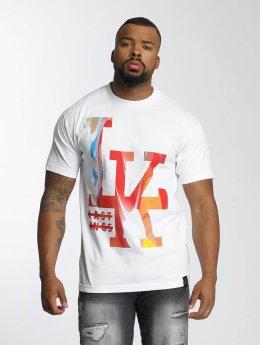 Last Kings T-shirt Splurge bianco