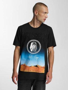 Last Kings T-shirt Dunes nero