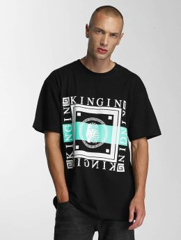 Last Kings T-shirt Wall nero