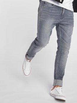 Le Temps Des Cerises Jean skinny Power gris
