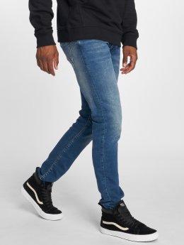 Le Temps Des Cerises Jeans straight fit 700/11 blu