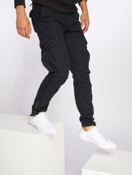 Le Temps Des Cerises Pantalon cargo Mirador noir