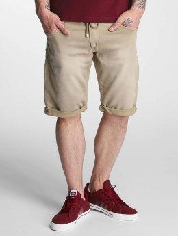 Le Temps Des Cerises shorts Jogg beige