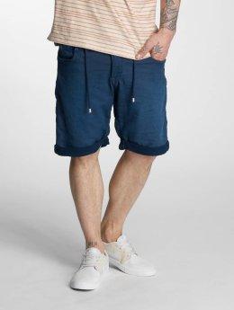 Le Temps Des Cerises Shorts Sweat Denim Optics blau
