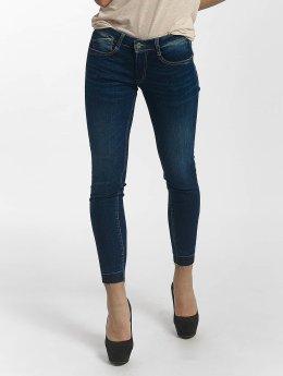 Le Temps Des Cerises Skinny Jeans Power modrý