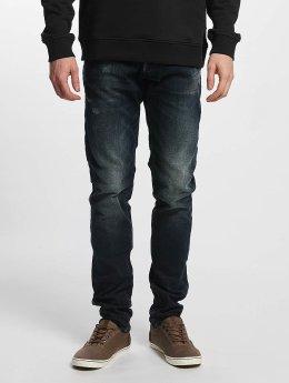 Le Temps Des Cerises Slim Fit Jeans 711 Coven blau