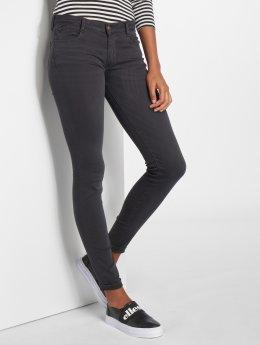 Le Temps Des Cerises Slim Fit Jeans Ultrapow grå