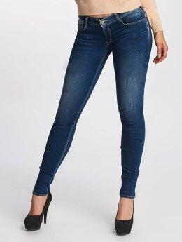 Le Temps Des Cerises Slim Fit Jeans Pulp modrý