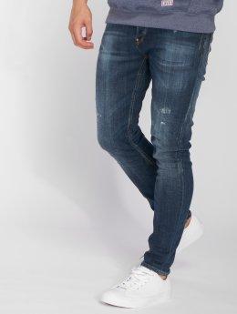 Le Temps Des Cerises Slim Fit Jeans 900/15 modrý