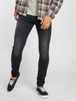 Le Temps Des Cerises Slim Fit Jeans 700/11 schwarz