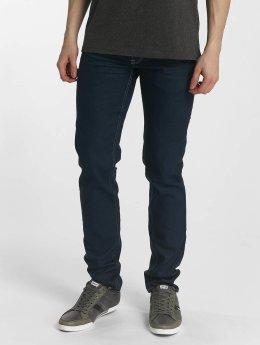 Le Temps Des Cerises Straight Fit Jeans 700/11 Recycled blå