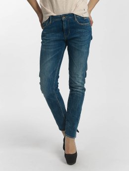 Le Temps Des Cerises / Straight Fit Jeans 200/43 Royal i blå