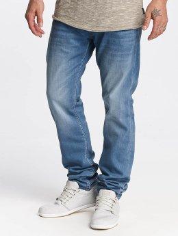 Le Temps Des Cerises Straight fit jeans 711 Finn blauw
