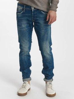 Le Temps Des Cerises Straight fit jeans 700/13 blauw