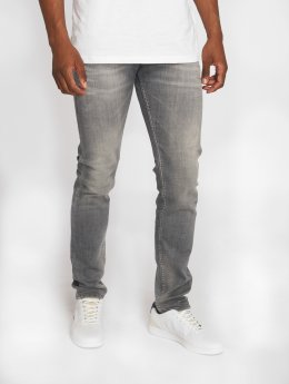 Le Temps Des Cerises Straight Fit Jeans 700/11 grey