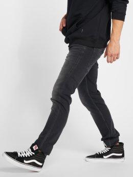 Le Temps Des Cerises Straight fit jeans Des Cerises 700/11 zwart