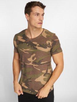 Le Temps Des Cerises T-Shirt Rafcamo camouflage