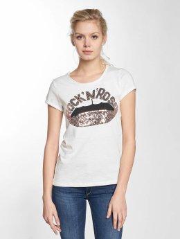 Le Temps Des Cerises t-shirt Roselips wit