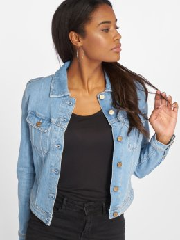 Lee джинсовая куртка Rider синий