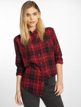 Lee Camisa Western rojo