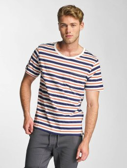 Lee Camiseta Stripe blanco